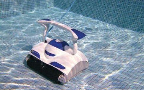 Купить робота для бассейна.